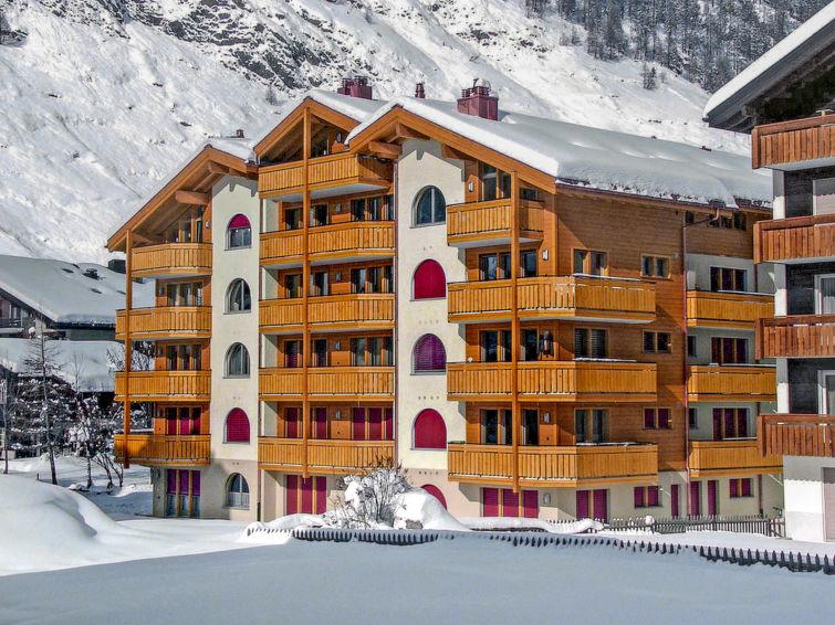 Breithorn - Chalet - Zermatt
