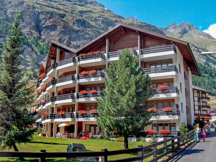 Pasadena Apartment in Zermatt