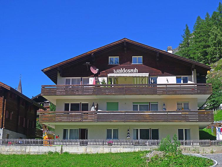 Waldesruh in Randa - Wallis, Zwitserland foto 930976