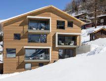 Grächen - Apartment Sera Lodge, Wohnung Weisshorn
