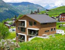 Grächen - Apartamento Sera Lodge, Wohnung Weisshorn