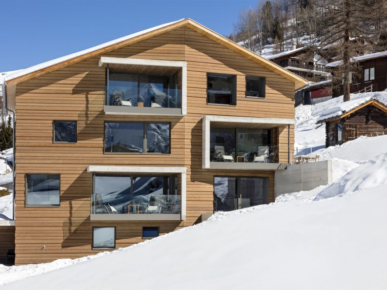Photo of Sera Lodge, Wohnung Bietschhorn