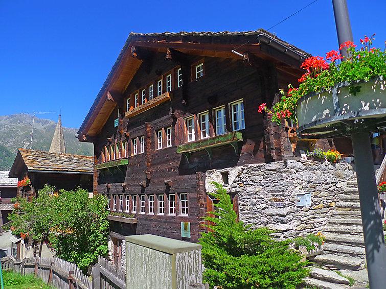 Museum Chalet in Grächen