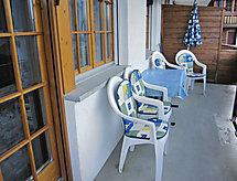 Appartement 6 mit Skigebiet in der nähe und Balkon