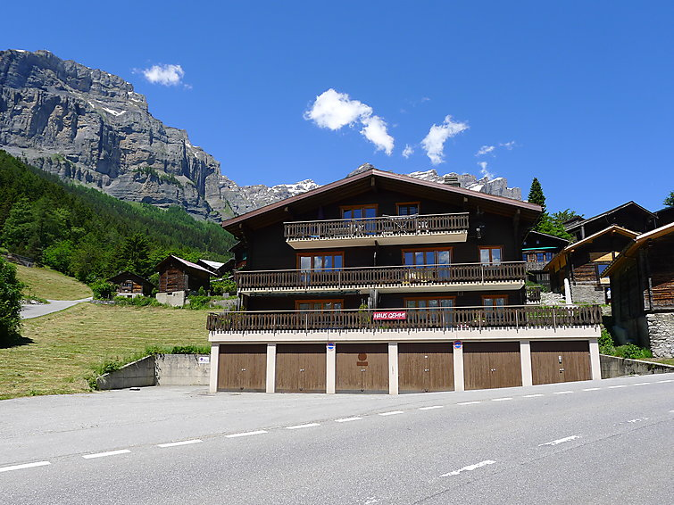 Leukerbad accommodation chalets for rent in Leukerbad apartments to rent in Leukerbad holiday homes to rent in Leukerbad