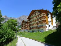 Leukerbad - Apartment Edelweiss D