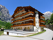 Leukerbad - Apartment Edelweiss B