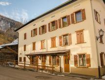 Leukerbad - Apartment Haus Tuft inkl. Parkplatz