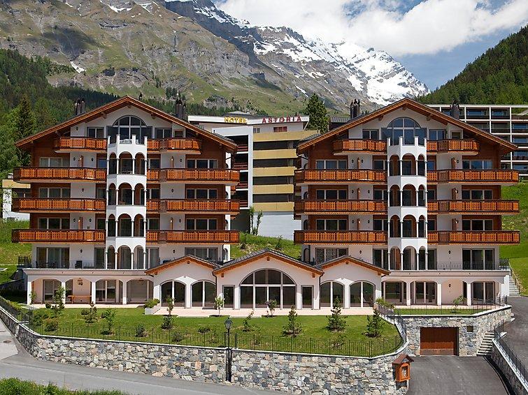 Ambassador B33 Apartment in Leukerbad