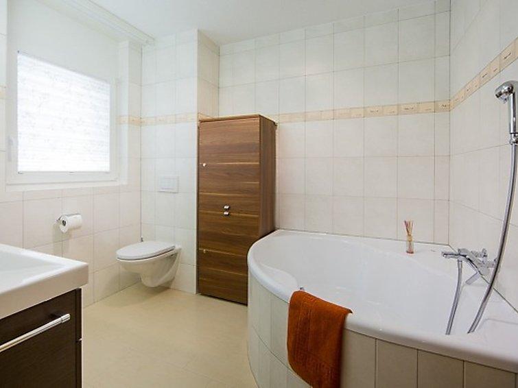 Ambassador B23 Apartment in Leukerbad