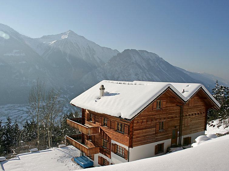 Ferielejlighed Schweiz, Valais/Wallis, Albinen