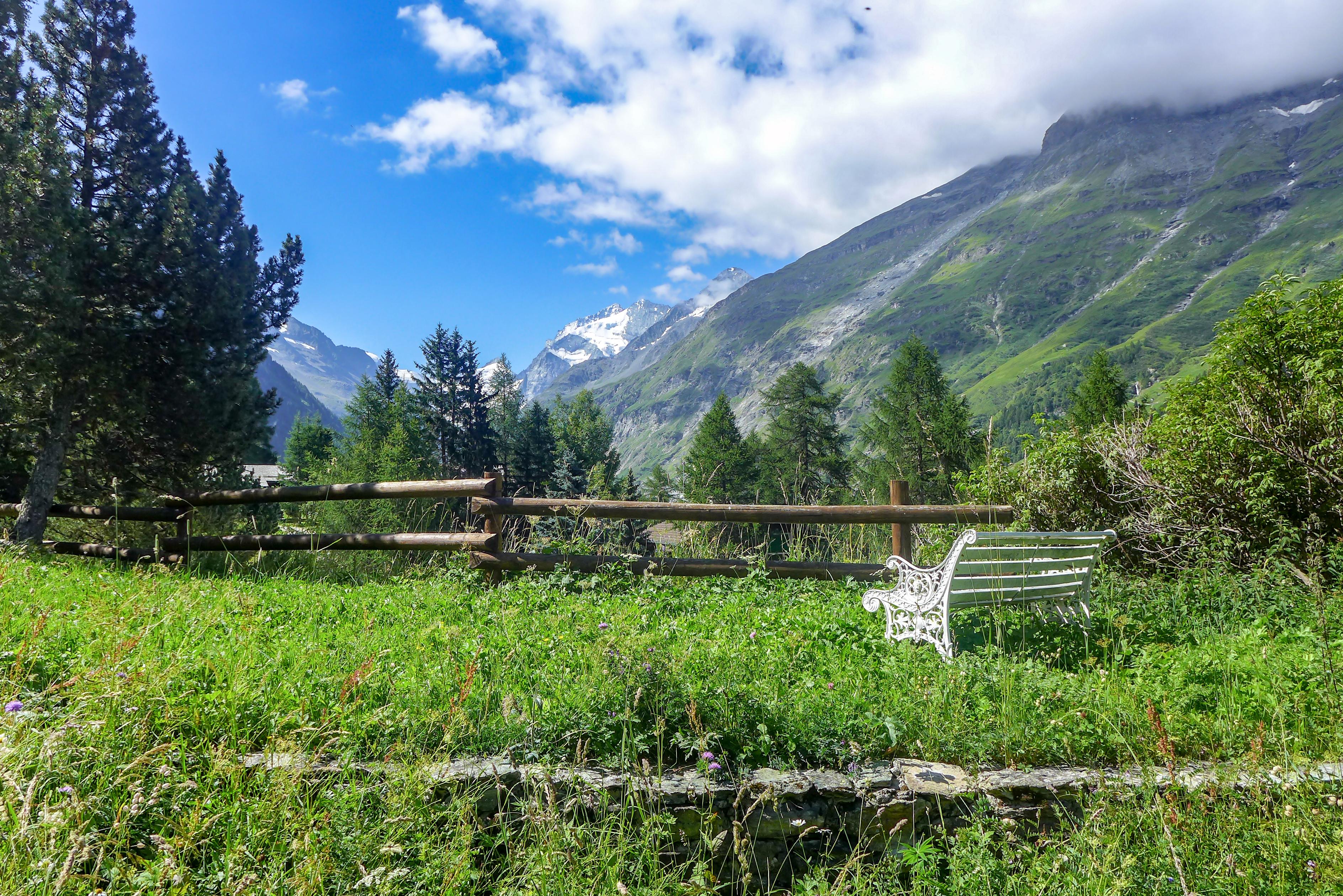Zinal suisse maison de vacances notre r ve for Piscine zinal