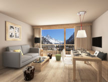 Zinal - Apartment SWISSPEAK Resorts Zinalrothorn