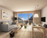 Appartement Swisspeak Resorts Sud, Zinal, Zomer