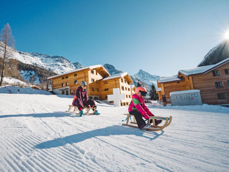 SWISSPEAK Resorts Ober Gabelhorn - Apartment - Zinal