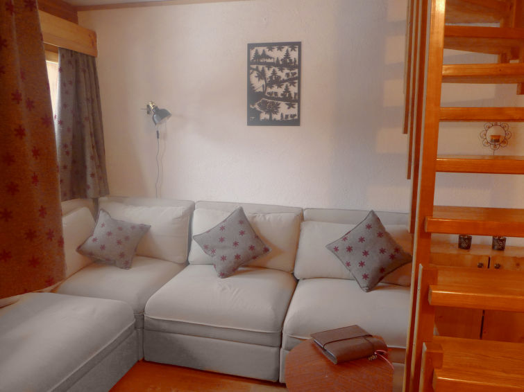 Tarcianne A6 - Apartment - Grimentz