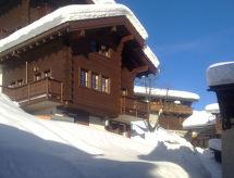 Grimentz - Vacation House Chalet A Coeur