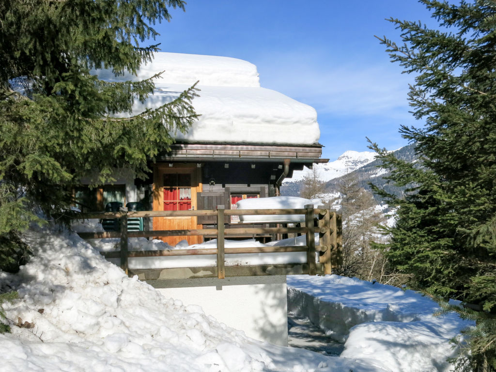 Ferienhaus Bambi (2581047), Grimentz, Val d'Anniviers, Wallis, Schweiz, Bild 1