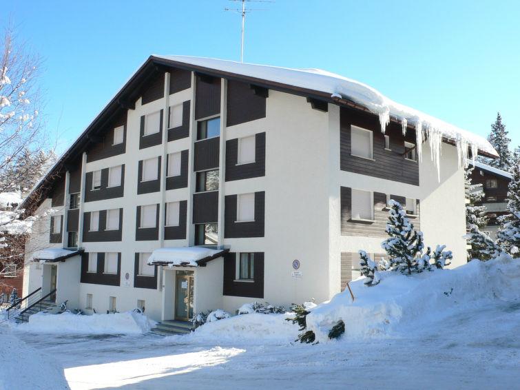 Petit-Vallon A/B - Apartment - Crans-Montana