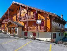 Crans-Montana - Ferienwohnung La Joie