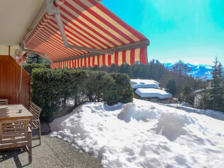 La Joie - Apartment - Crans-Montana