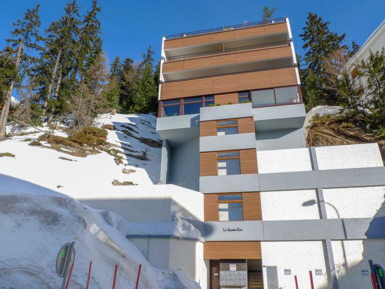 Grand-Roc - Apartment - Crans-Montana