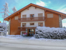 Crans-Montana - Appartement Santa Barbara