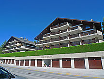 Crans-Montana - Apartment Rives du Golf A/B