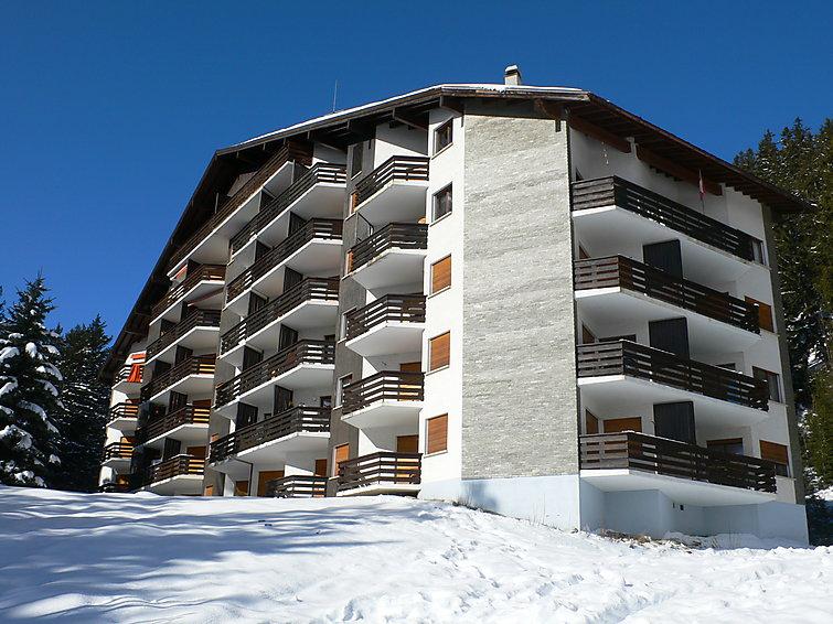 Ferielejlighed med tv og tæt på skiområdet