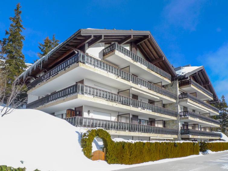 Mandarin D17 - Apartment - Crans-Montana