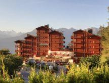 Crans-Montana - Apartment Appart-Hotel Helvetia Intergolf