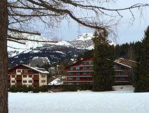 Crans-Montana - Apartamenty Val Vert A