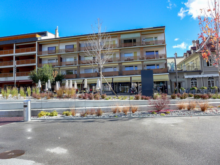 Le Farinet in Crans-Montana - Wallis, Zwitserland foto 920797