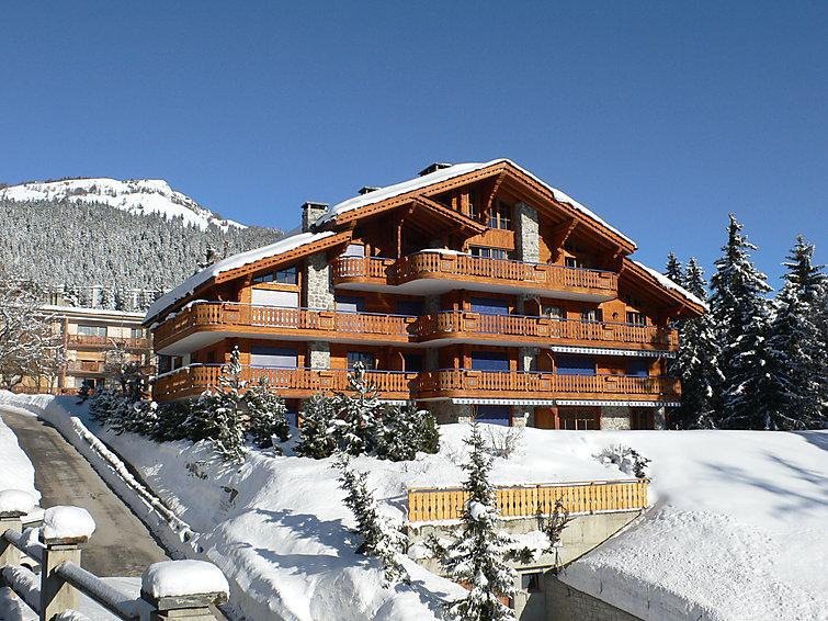 Apartment Le Chalet in Crans-Montana, Switzerland CH3962.310.1 ...