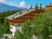 Švýcarsko, Valais Wallis, Crans-Montana