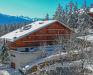 Ferienwohnung Les Faverges, Crans-Montana, Winter
