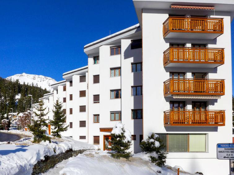 Barzettes-Vacances B - Apartment - Crans-Montana
