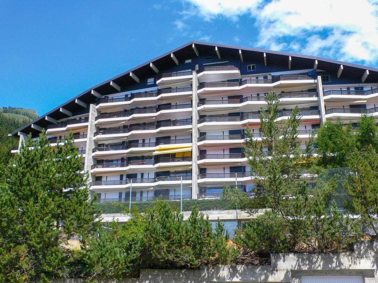 Ferielejlighed Cransalpin med balkon og tv
