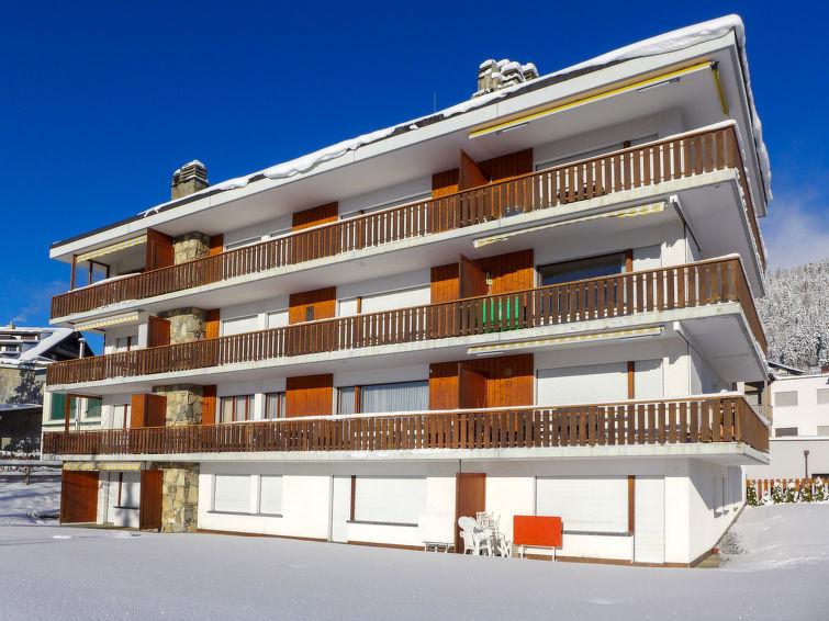 Andrea A/B - Apartment - Crans-Montana