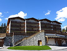 Crans-Montana - Appartement Antares