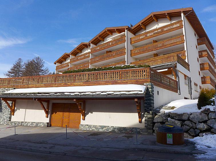 Antares - Apartment - Crans-Montana