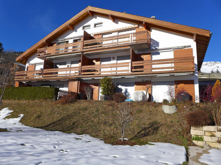 Fouchillau in Crans-Montana - Wallis, Zwitserland foto 921462