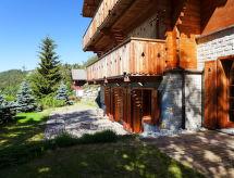 Crans-Montana - Apartment Loutserou