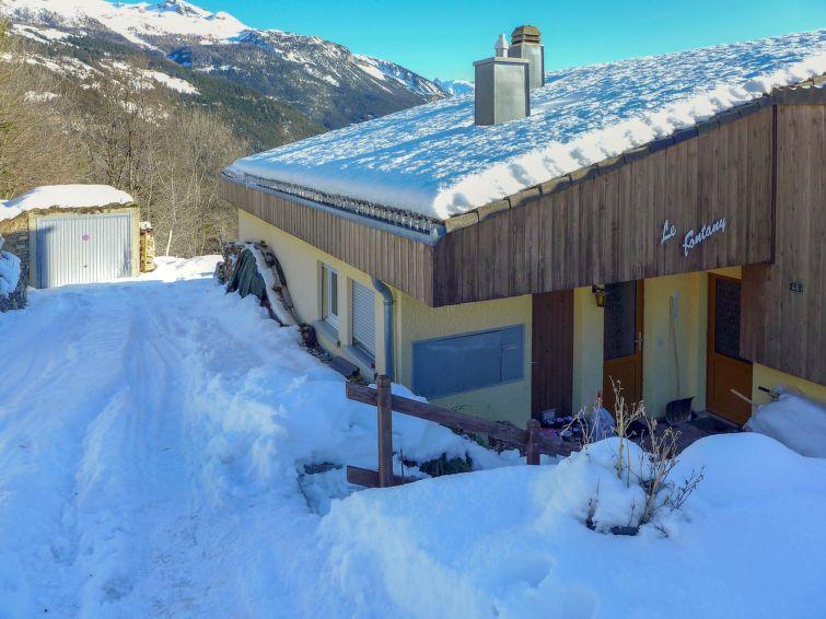 Le Fontany - Chalet - Crans-Montana