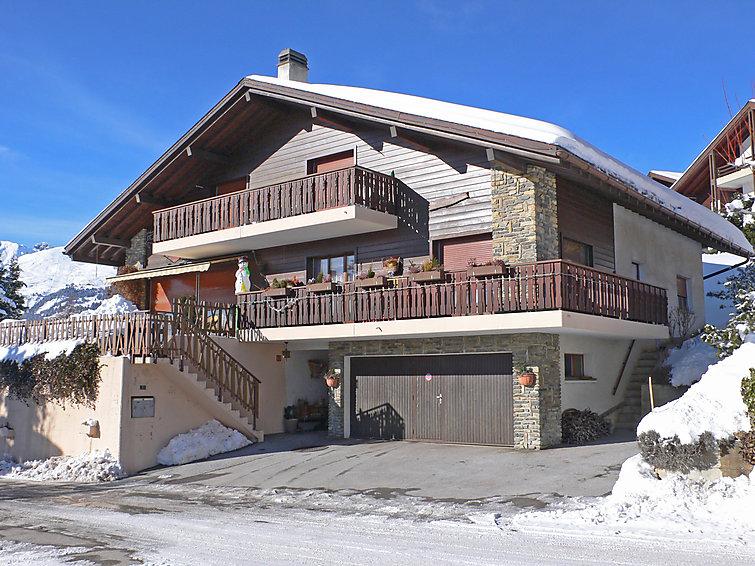 Collinette - Apartment - Crans-Montana