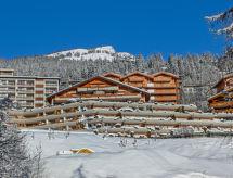 Crans-Montana - Apartment Terrasse des Alpes