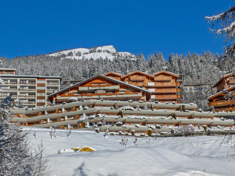 Ferienwohnung Terrasse des Alpes