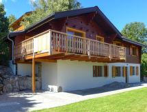 Vercorin - Vacation House Chalet Les Anémones