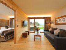 Vercorin - Apartment Swisspeak Resorts combi terrace