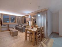 Vercorin - Apartamento Swisspeak Resorts terrace ou balcon